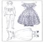 Aankleedpop en kleren 1
