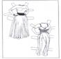 Aankleedpop kleren 1