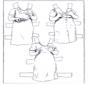 Aankleedpop kleren 6