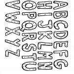 Allerlei Kleurplaten - Alfabet compleet