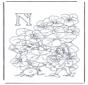 Alfabet N