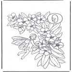 Allerlei Kleurplaten - Alfabet O