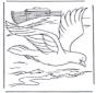 Ark van Noach kleurplaten