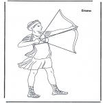 Allerlei Kleurplaten - Artemis