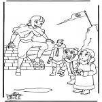 Stripfiguren Kleurplaten - Avatar 3