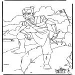 Stripfiguren Kleurplaten - Avatar 6