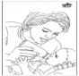 Baby en moeder 1