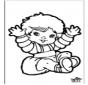 Baby figuurzagen