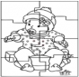 Baby puzzel 1