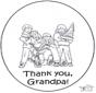 Bedankt opa