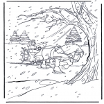 Stripfiguren Kleurplaten - Belle 2