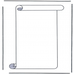 Allerlei Kleurplaten - Boekrol