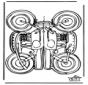 Bouwplaat motor