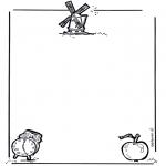 Knutselen - Briefpapier 1