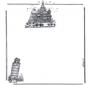Briefpapier gebouwen