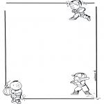 Knutselen - Briefpapier kinderen 1