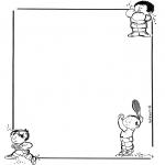 Knutselen - Briefpapier kinderen 2