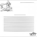 Knutselen - Briefpapier