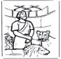 Daniël in de leeuwenkuil 1