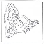 Knutselen - De kikkerprins