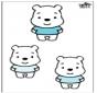 Drie beren