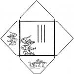 Knutselen - Envelop K3