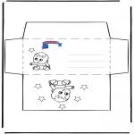 Knutselen - Envelop Primalac
