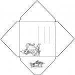 Knutselen - Envelop Winx