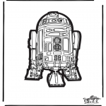 Knutselen - Figuurzagen Star Wars