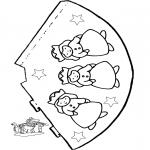 Knutselen - Hoedje Prinses
