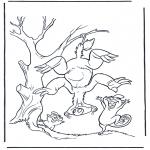 Stripfiguren Kleurplaten - Ice Age 7