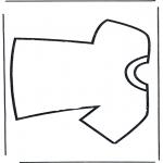 Allerlei Kleurplaten - Inkleur T-shirt