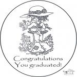 Knutselen - Je diploma gehaald