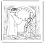 Jezus en de zieke vrouw