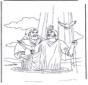 Jezus  en Johannes de Doper 2