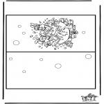 Knutselen - Kaart Bobo