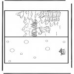 Knutselen - Kaart Kerst 5