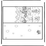 Knutselen - Kaart Kerst 7