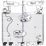 Knutselen - Kalender Deel 2