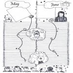 Knutselen - Kalender Deel 3