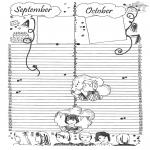 Knutselen - Kalender Deel 5