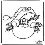 Kerst Kleurplaten - Kerst 27