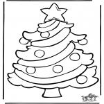 Kerst Kleurplaten - Kerst 32