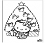 Kerst Hello Kitty