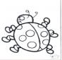 Kinder lieveheersbeestje