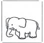 Kinder olifant