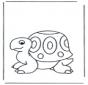 Kinder schildpad