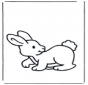 Klein konijntje 2