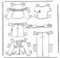 Kleren aankleedpop 2