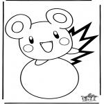 Stripfiguren Kleurplaten - Kleurplaten Pokemon